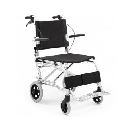 silla de ruedas estrecha