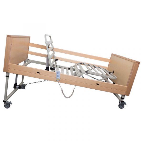 cama hospitalaria reforzada